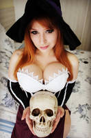 Sorceress Dragon's Crown Cosplay by CitrusHeartCosplay