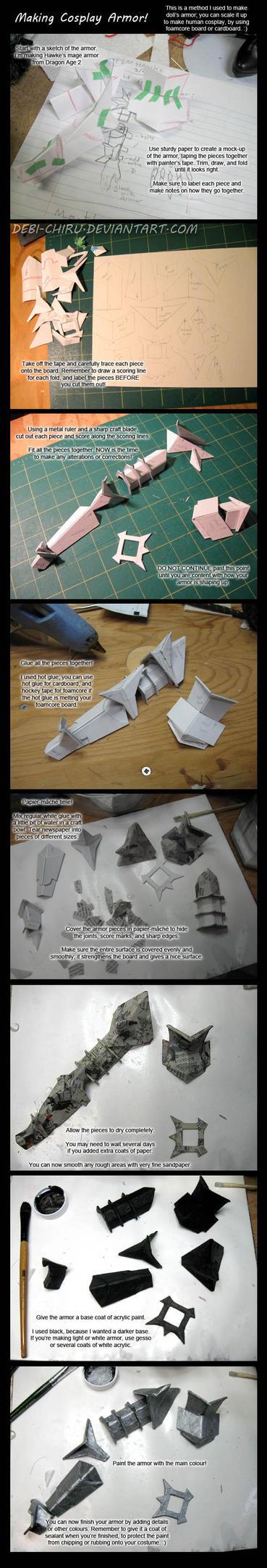Tutorial: Making Armor by Fylgjur