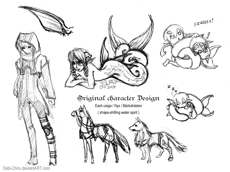 Comic Book Character Design Sheet : Nyx character design sheet by fylgjur on deviantart
