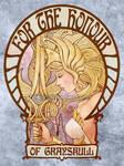 Art Nouveau She-Ra