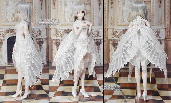 Art Deco Angel