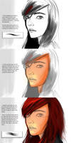 Redhead - Steps