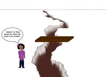 Bridging the Gap by QueenSheba24