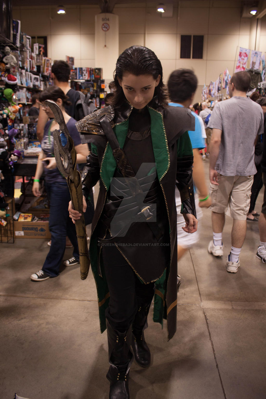 Loki by QueenSheba24