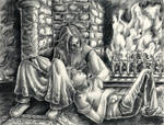 Firetalks, Harry/Snape, G