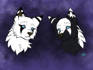 Ruuza Head-Shots [Normal/Camouflage]