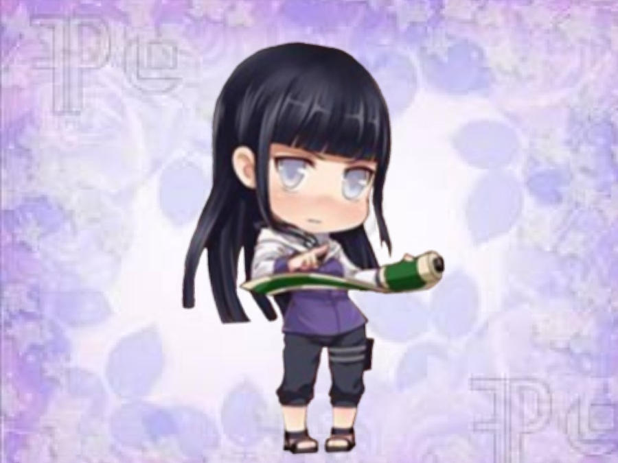 Chibi Hinata by HinataUzumaki27