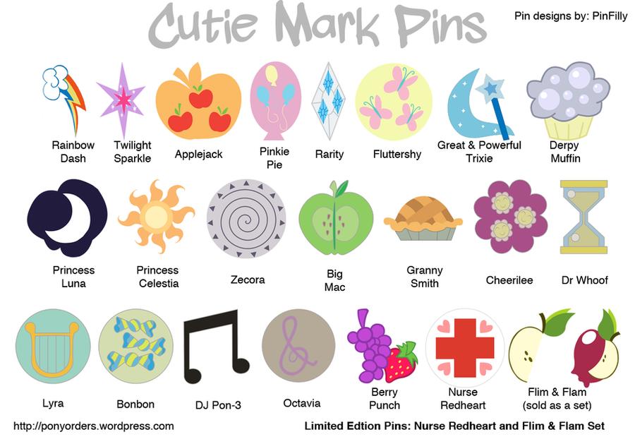 MLP Fluttershine's Cutie Mark by WingLightYT on DeviantArt |Mlp Random Cutie Marks