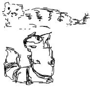 Ferret... or Furret? by x-LittleOne-x