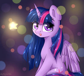 [ + Video ] Twilight Sparkle by mitralexa