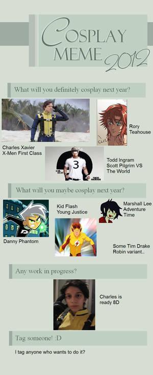 Cosplay Meme 2012
