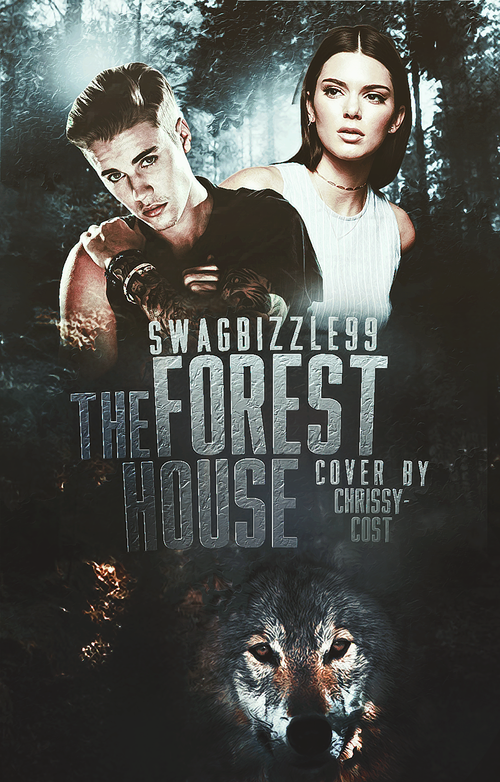 Wattpad Book Cover Psd : Wattpad cover the forest house by chrissy cost on deviantart