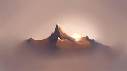 Illuday #25 - Mountain by Illuday