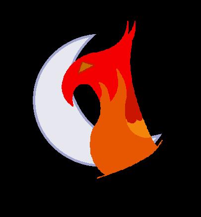 Night Phoenix's Cutie Mark by NightFallArt32