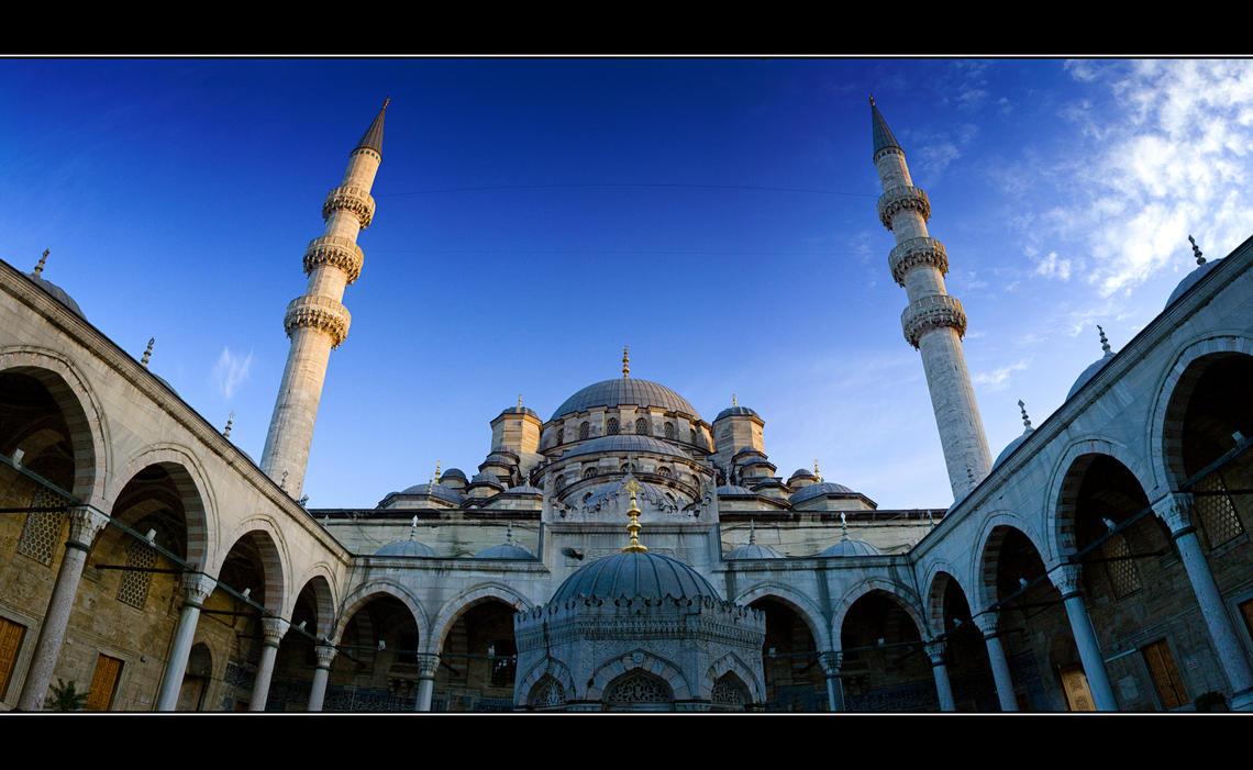 Suleymaniye Camii by thesolitary on DeviantArt