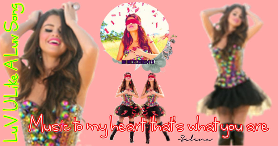 Selena Gomez Love You Like A Love Song WallPaper by Arin1d18 on ...