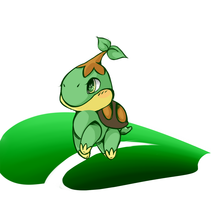 Turtwig by SergicalCevi