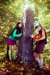 Gravity Falls: Mystery Twins!