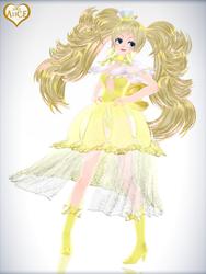 MMD - The Queen of Diamonds by kinoko-hiou