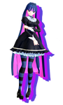 MMD - Casual Stocking WIP
