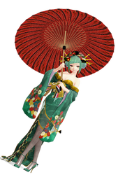 TDA Empress by kinoko-hiou