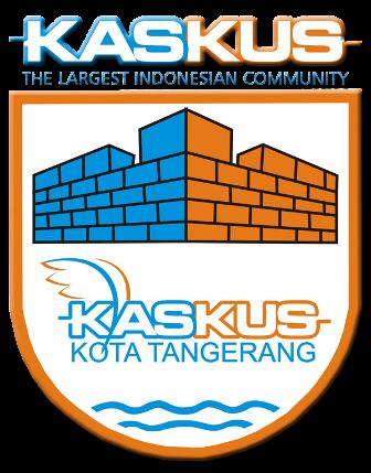 Logo Kaskus Kota Tangerang By Aieazie On Deviantart