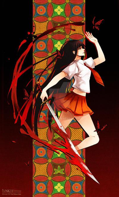 SS 2011 Athena-chan by erebun