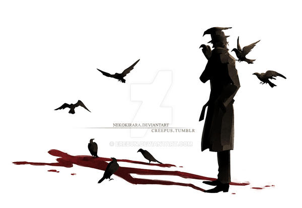 a murder case by erebun