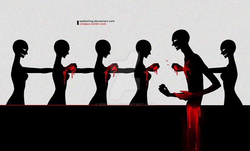 heartbreaker by erebun