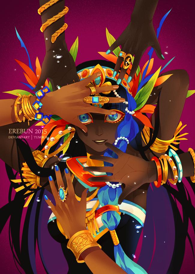 Toucan by erebun