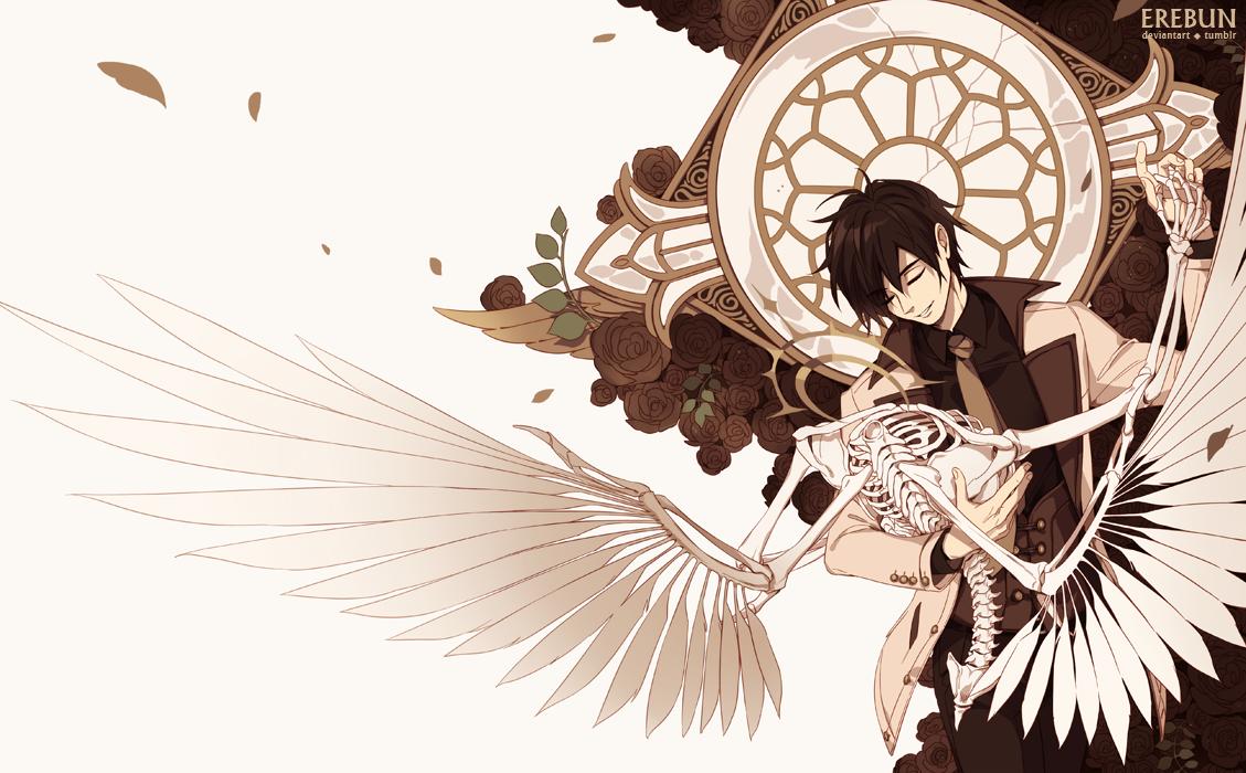 until the end of time by erebun