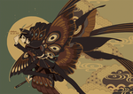moth by erebun