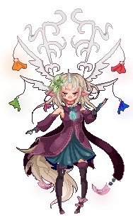 Kiana pixel dollie by NaruLeiin