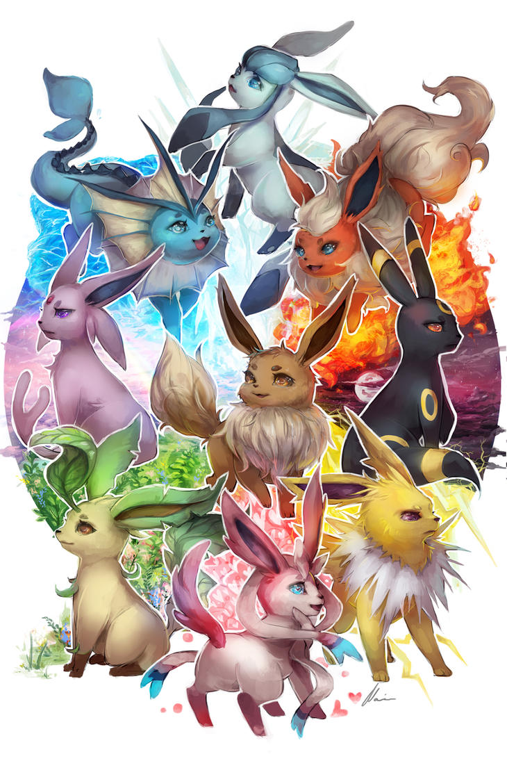 Image Result For Eevee Human Coloring