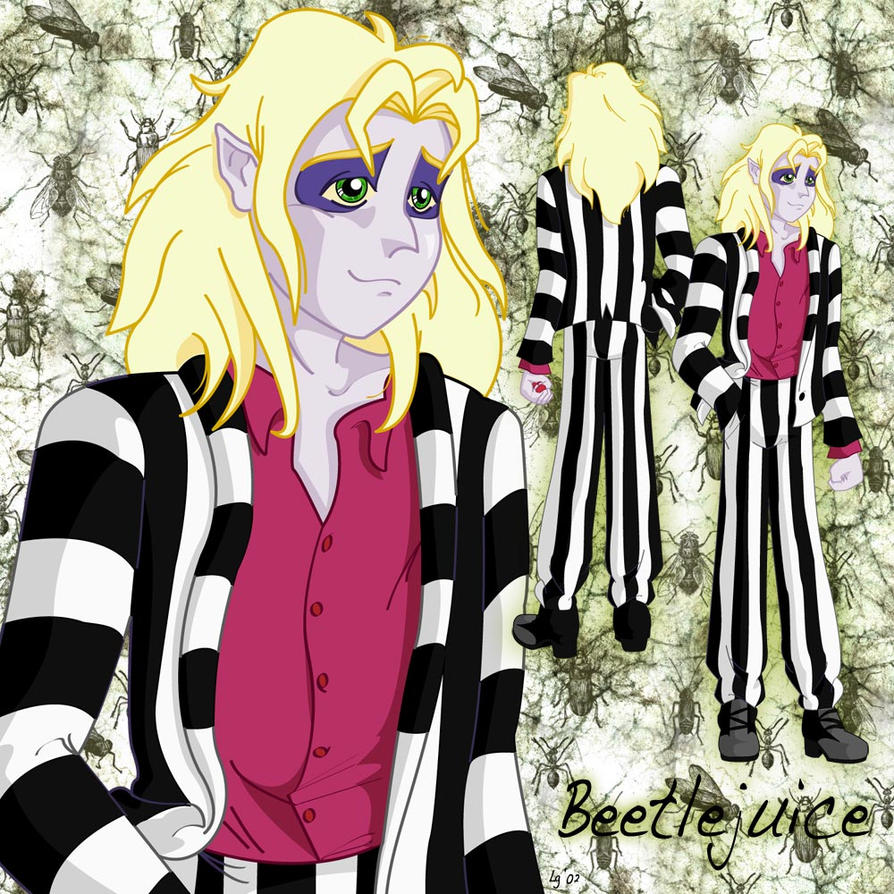 Profile - Beetlejuice by Spencers13