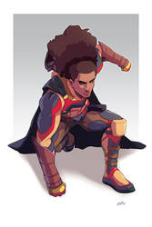 OC Commission, Megaman