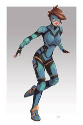 Blue Blur Commission