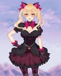 Black Cat D.Va~
