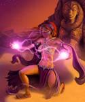 Gerudo Sorceress