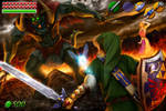 Battle for the Triforce III - Interface