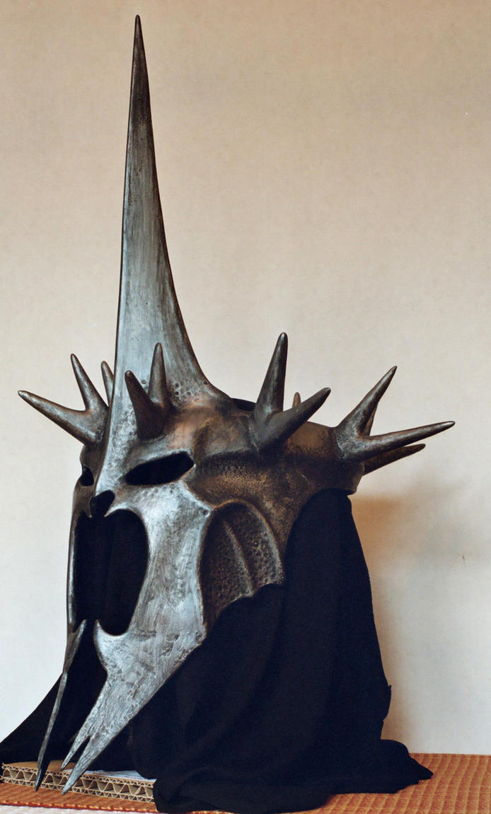 Helmet Of The Witch King By Mattleese87 On Deviantart