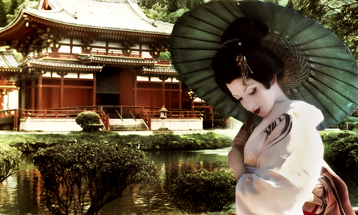 Geisha by BrokenFayth