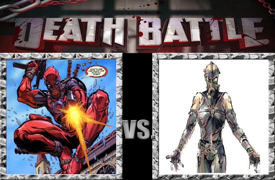 DEATH BATTLE Deadpool vs Psycho Mantis by V1EWT1FUL