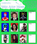 Voices For My Show 4 by V1EWT1FUL