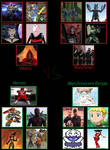 Heroes Vs Villains Meme
