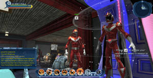 My First Costume On DCUO