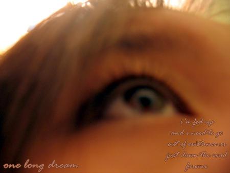 eye by onelongdream