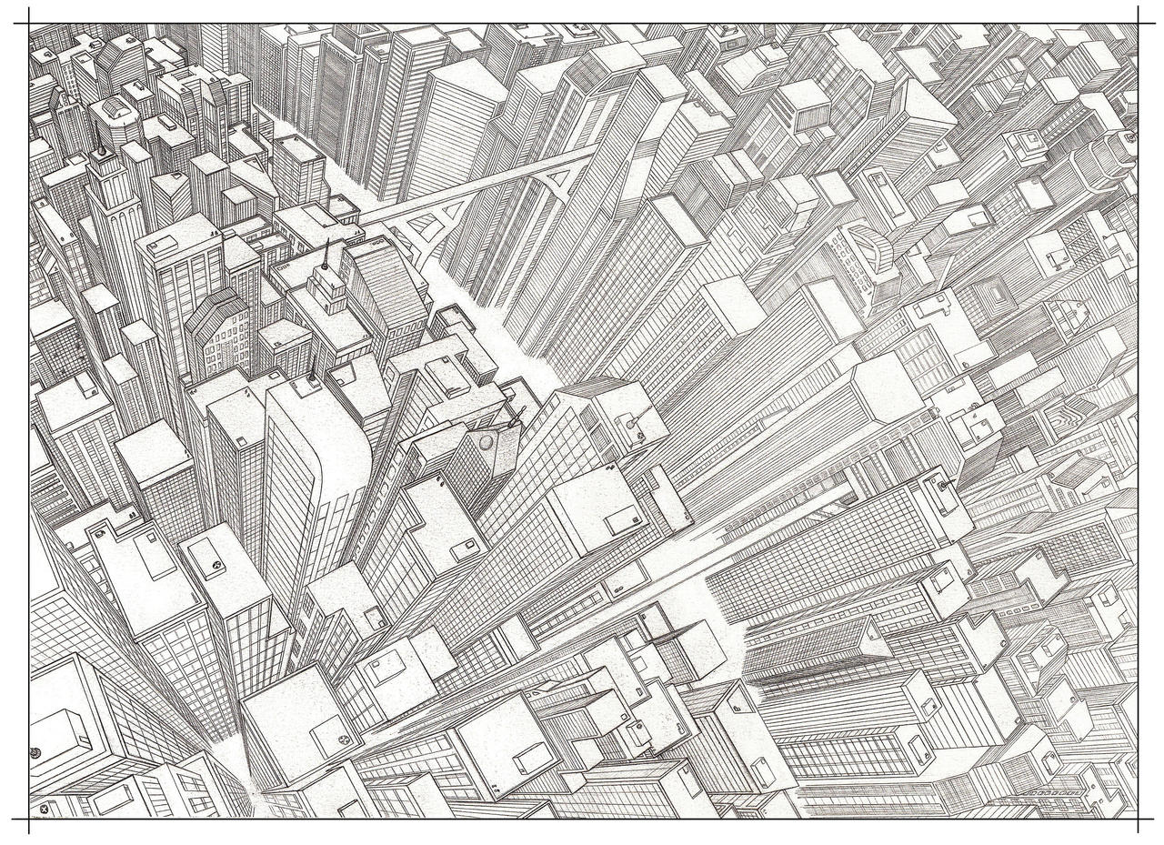 Buildings by pedramfh
