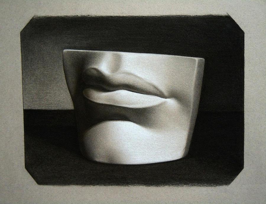 Mouth II by pedramfh