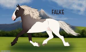 WMRPG - MAIN STALLION - FALKE